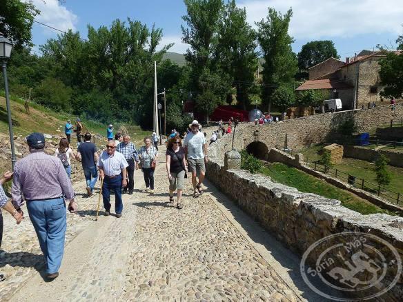 Dia-de-la-Trashumancia-en-Oncala-2014,-visitantes